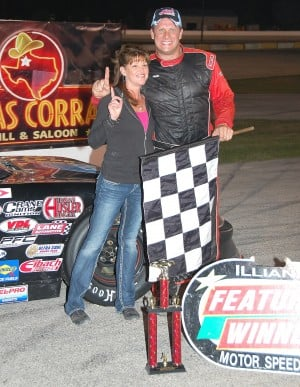 Boris Jurkovic takes first in two features at Illiana