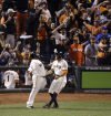 Giants beat Royals 5-0 for 3-2 World Series lead