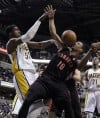 Pacers deny Raptors rally try