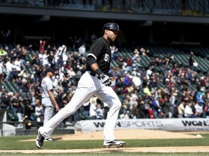Rios shakes slump, powers Sox to win over Indians