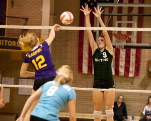 Whiting beats Gavit in five-game playoff atmosphere match
