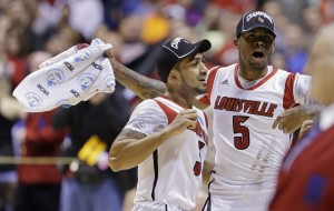 Louisville heading back to the Final Four