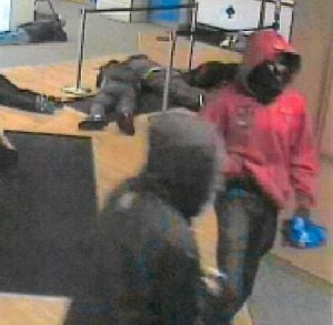 FBI on hunt for suspects in brazen bank robbery in East Chicago