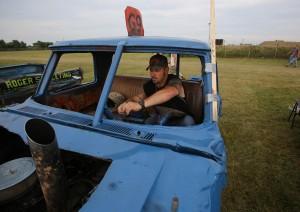 Glenn Schneegas ends 30-year demolition derby run