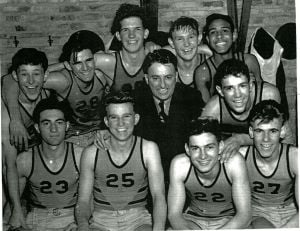 Hammond Tech's historic 1940 state basketball champs a faded memory