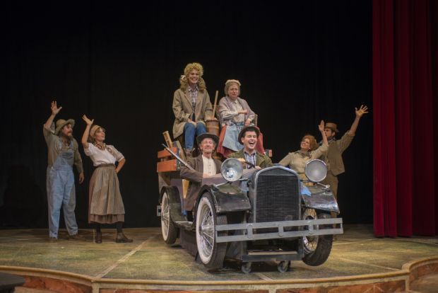 OFFBEAT: 'Beverly Hillbillies' filled with funny stage charm and a few quirks