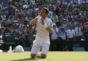 'The wait is over': Brits awake to new tennis era
