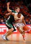 Ball State men's hoops team loses in OT; Butler wins 12th straight