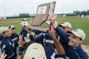 Noll sophomore pitcher Thrasher tosses no-hitter in sectional championship win