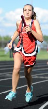 Hanover, Hebron share PCC girls track title