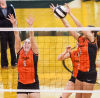 Vikings rally to win volleyball sectional title at LaPorte