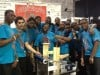 Rookie team wins robotics award