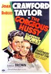 """The Gorgeous Hussy"" 1936 Film Poster"