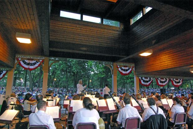 Northwest Indiana Symphony Orchestra presents South Shore Summer Music Festival