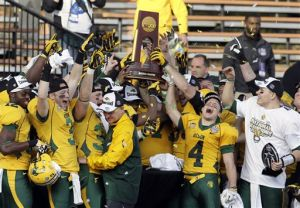 NDSU picked to win Missouri Valley football crown