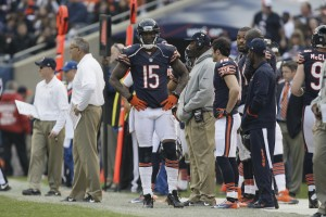 AL HAMNIK: Bears' Marshall must focus on season, not his stat sheet