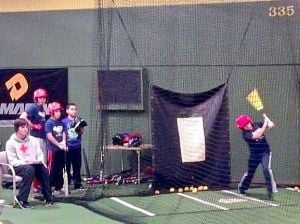 Diamond Kings to hold annual indoor hitting league