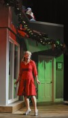 Hollis Resnik and Don Forston star in 'Another Night Before Christmas' at Theatre at the Center