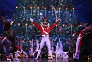 OFFBEAT: Joffrey's 'Nutcracker' celebrates fresh, fallen snow talent in 2013