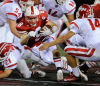 Prep football, Crown Point at Portage