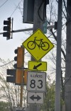 Mile by mile, local bike trails adding amenities, connectivity