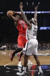 Bulls try again to close out Nets