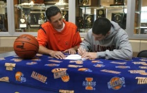 After signing with Illinois, Crete's Orris wants to go out with a bang