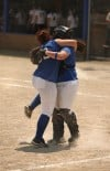 Lake Central softball walks by Penn in semistate semifinal