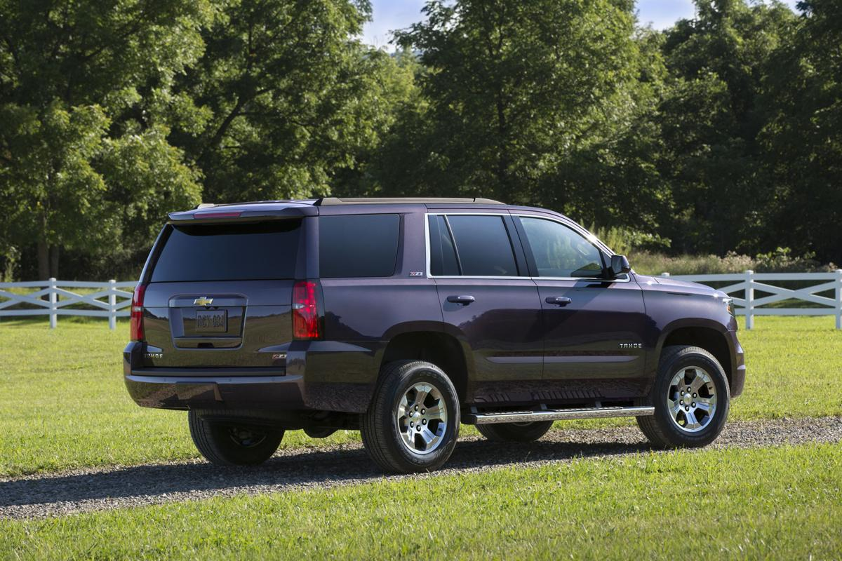 2016 chevy tahoe remains best selling full size suv cars. Black Bedroom Furniture Sets. Home Design Ideas