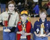 Scouts race to victory