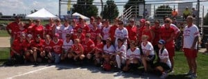 Portage alumnae softball game draws nearly 40 former Indians