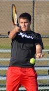 Patrick McCormack - Morton tennis