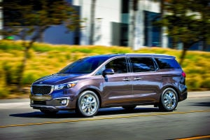 Sedona gets new styling, technology