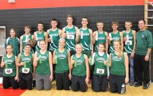 LaCrosse cross country teams both qualify for regional for first time