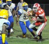 T.F. South at Crete-Monee football game