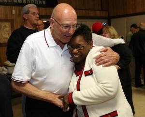Scheub gets better, not older, in primary win