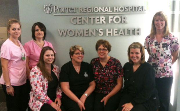 Porter Regional Hospital's Center for Women's Health ...