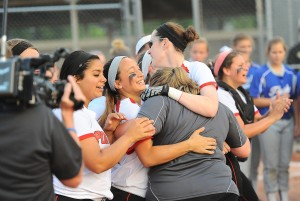 Jones makes Murray double stand for Portage 4A state softball title