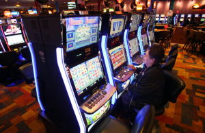 Casino revenues fall again in February