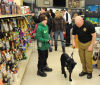 St. John store features rescued dogs for adoption