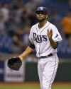 Price goes 8 innings, Rays beat White Sox 5-0
