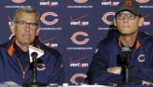 AL HAMNIK: Bears continue fooling themselves but not their fans
