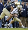 ND begins 3-game swing vs. ACC at Wake Forest
