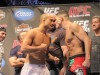 14 of 22 fighters over weight for UFC 107