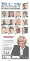 2011 Illinois Editorial Advisory Board members