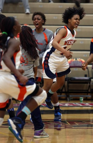 Cougars top L.C.; Red Devils win with last-second free throw
