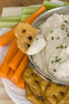 Ditch the tub-o-dip. DIY onion dip is much better