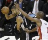 Spurs, Heat