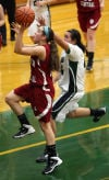 Wildcats take girls game behind Sterkowitz's 20