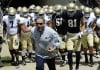 Notre Dame's Kelly wins AP coach of the year 